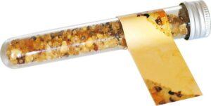 Reagenzglas Weihrauch als Werbeartikel mit Logo im PRESIT Online-Shop bedrucken lassen