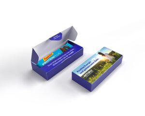 PowerBar ProteinPlus Riegel als Werbeartikel mit Logo im PRESIT Online-Shop bedrucken lassen