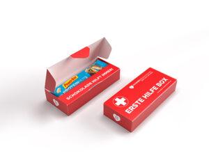 PowerBar ProteinNut2 Riegel als Werbeartikel mit Logo im PRESIT Online-Shop bedrucken lassen