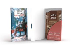 3Bears Porridge als Werbeartikel mit Logo im PRESIT Online-Shop bedrucken lassen