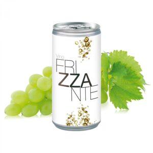 200 ml Secco d´Italia (Dose) - Body Label (Pfandfrei) als Werbeartikel mit Logo im PRESIT Online-Shop bedrucken lassen