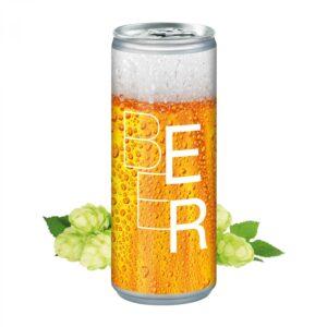 250 ml Bier - Eco Label (Exportware