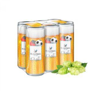 250 ml Bier - Eco Label - Sixpack (Exportware