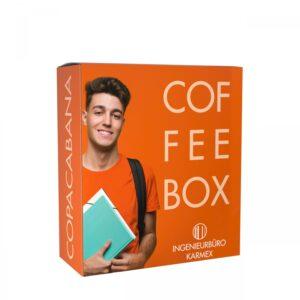 CoffeeBag 3er-Box Individual (sortenrein) als Werbeartikel mit Logo im PRESIT Online-Shop bedrucken lassen