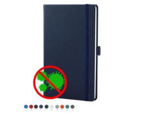 Notizbuch mit antibakterieller Oberfläche WER GmbH