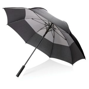 """27"""" Duo Color Storm-Proof Schirm mit automatischer Öffnung"""