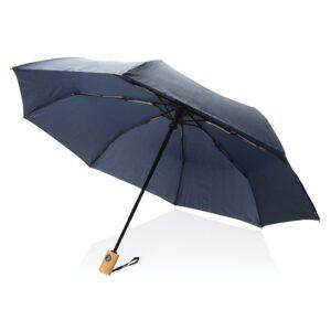 """21"""" RPET Schirm mit automatischer Öffnung und Schließung"""
