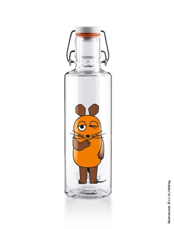 Soulbottles aus Glas in verschiedenen Modellen und Größen mit Werbeanbringung WER GmbH
