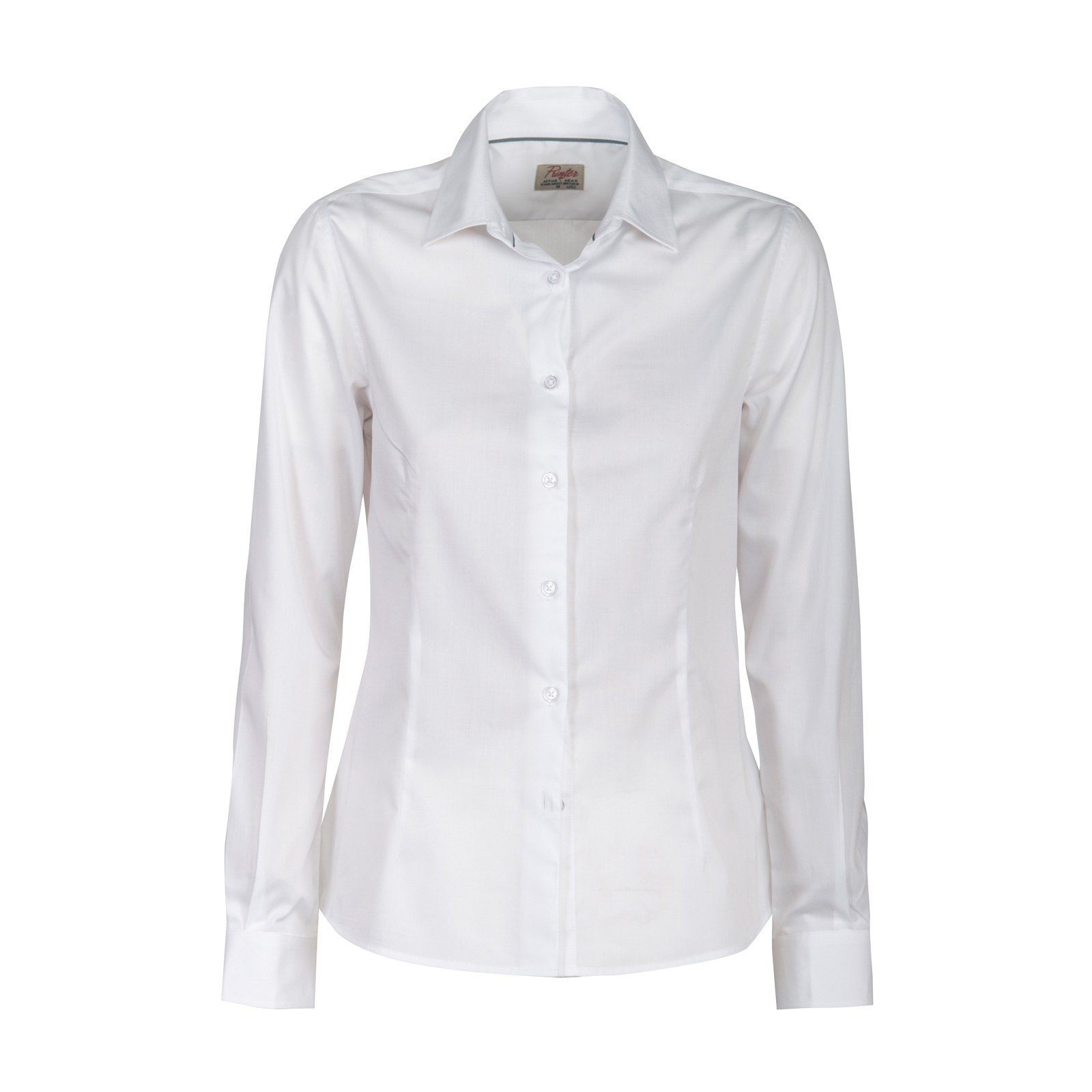 New Wave POINT LADY SHIRT | Farbe: weiss