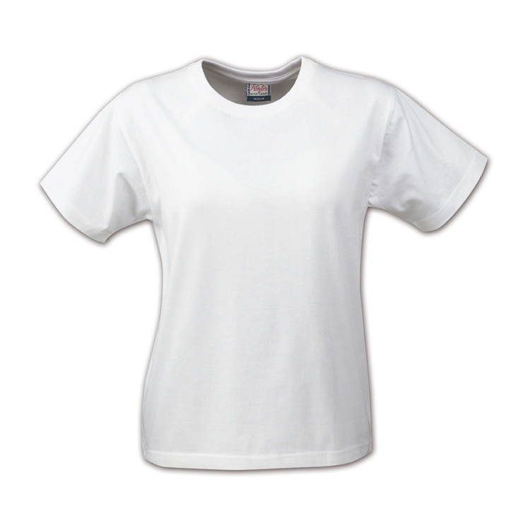 New Wave HEAVY T-SHIRT LADIES | Farbe: weiss