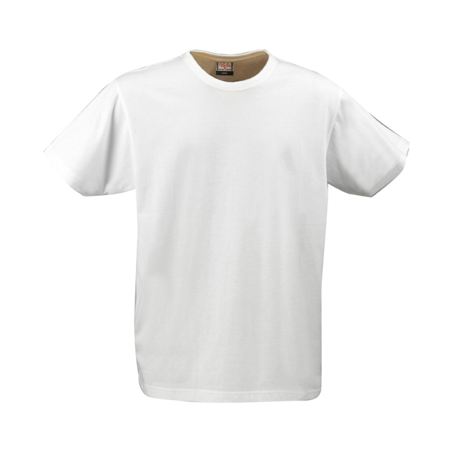 New Wave HEAVY T-SHIRT RSX | Farbe: weiss
