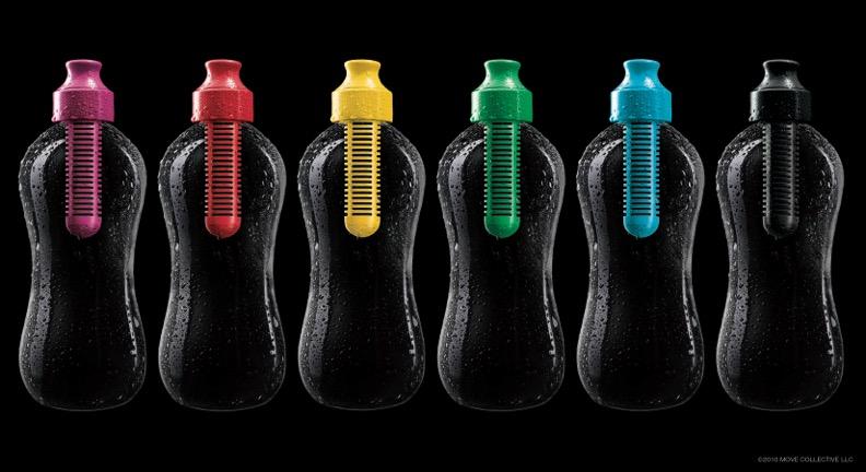 Bobble-Trinkflasche mit Filter