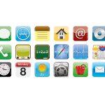 App-Magnete als Werbeartikel in quadratischer Form