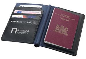 Brieftaschen als Werbeartikel
