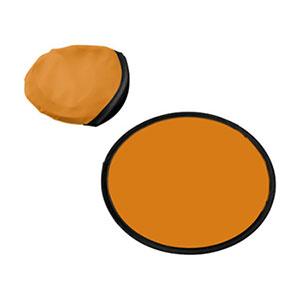 Faltbare Frisbee als Werbeartikel bedrucken lassen