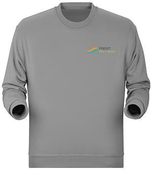 HAKRO Sweatshirt mit Logo bedrucken lassen