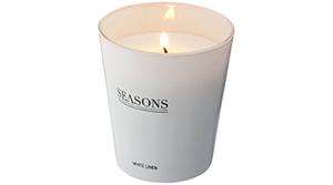 Kerzen bedrucken lassen mit Ihrem Logo, Werbeschriftzug oder Motiv
