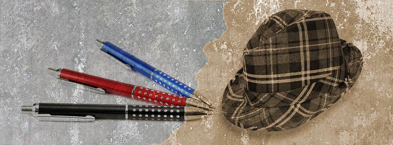 Kugelschreiber bedrucken oder mit Gravur - Ideen und Einsatzbereiche
