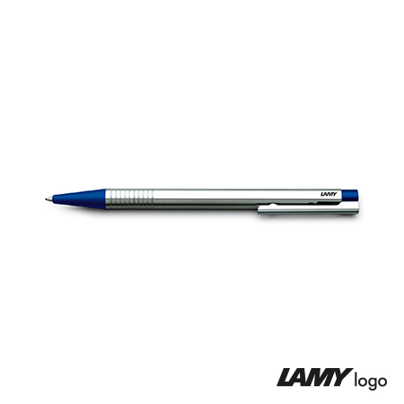 Kugelschreiber LAMY logo 205 in Blau