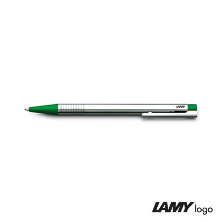 Kugelschreiber LAMY logo 205 in Grün
