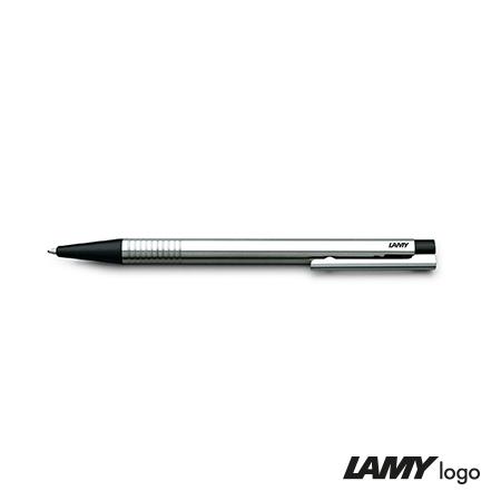 Kugelschreiber LAMY logo 205 in Schwarz