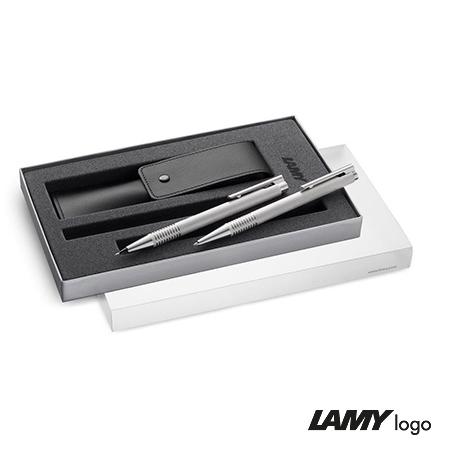 LAMY logo Set 206 /106 mit Lederetui