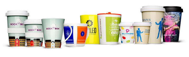 Mahlwerck Werbeartikel-Tassen im PRESIT Online-Shop
