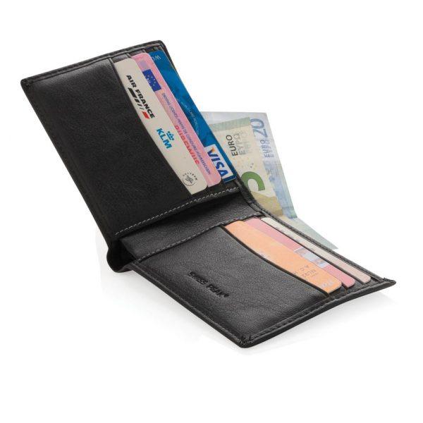 Swiss Peak RFID Anti-Skimming Portemonnaie – Detailansicht 2