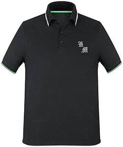 Poloshirts besticken mit Logo oder Schriftzug
