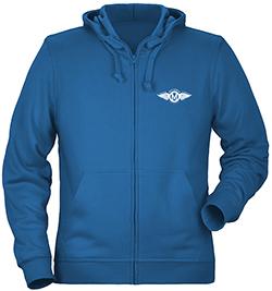 Pullover bedrucken lassen mit Logo oder Bild.