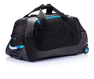 Moderne Reisetasche als Werbegeschenk: Handlich und mit Rollen