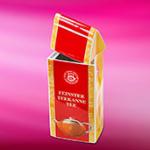 Röhrs Werbe Service: Werbemittel Düsseldorf - Sonderanfertigung Behälter als Teebeutel