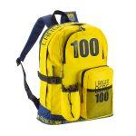 Rucksack in Gelb selbst gestalten