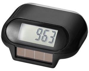 Moderner Schrittzähler-Werbeartikel mit Activity Tracker