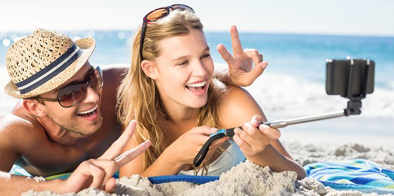 Selfie-Stick als Werbeartikel