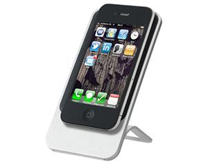 Smartphone-Halterung als Werbeartikel - Mit Anti-Rutschmatte