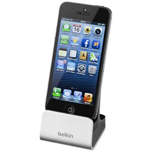 Smartphone-Ladesationen bedrucken lassen - Ladestation von der Marke Belkin