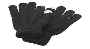 Touchscreen-Handschuhe besticken - Modell in 2 Farben
