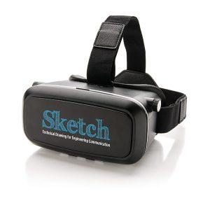 3D VR-Brille bedrucken lassen