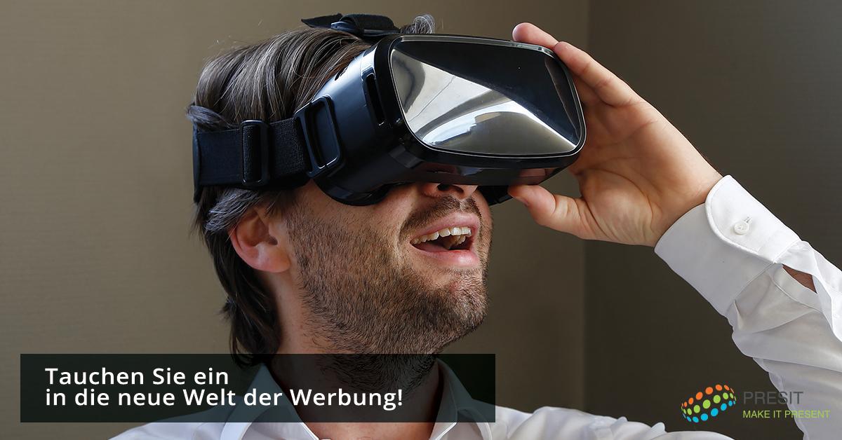VR Brillen als Werbeartikel bedrucken lassen