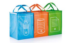 Werbeartikel für die Küche - Abfalltaschen bedrucken