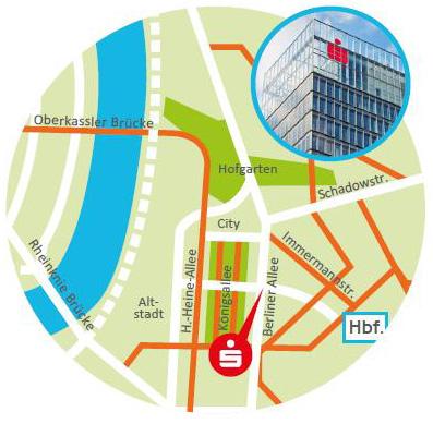 WERbeartikel-Messe in Düsseldorf: Anfahrt und Parkmöglichkeiten