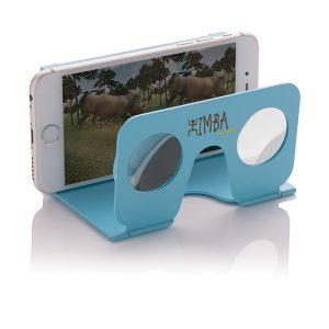 Mini VR Brille | Farbe: blau