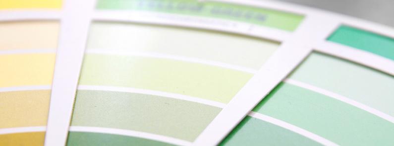 Werbeartikel nach Pantone einfärben