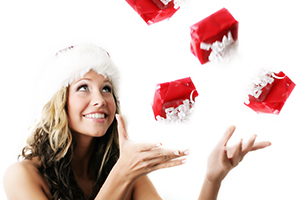 Werbeartikel im virtuellen Weihnachtsmarkt von PRESIT