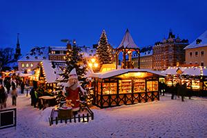Virtueller Weihnachtsmarkt für Werbeartikel von PRESIT