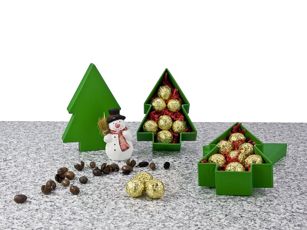 gr ner tr ffelbaum werbegeschenk zu weihnachten presit. Black Bedroom Furniture Sets. Home Design Ideas