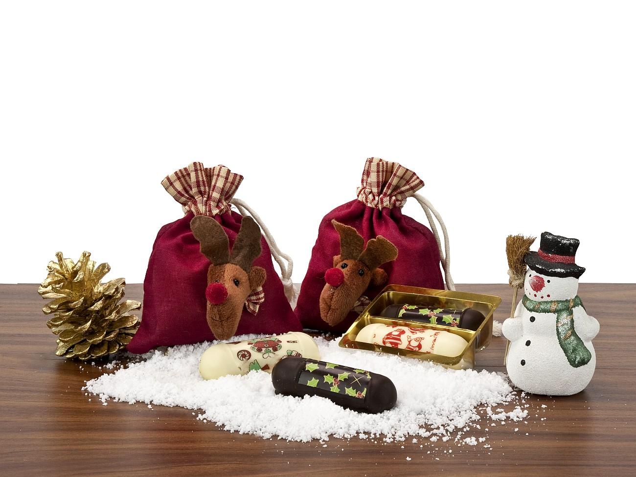 s er elch werbegeschenk zu weihnachten presit. Black Bedroom Furniture Sets. Home Design Ideas