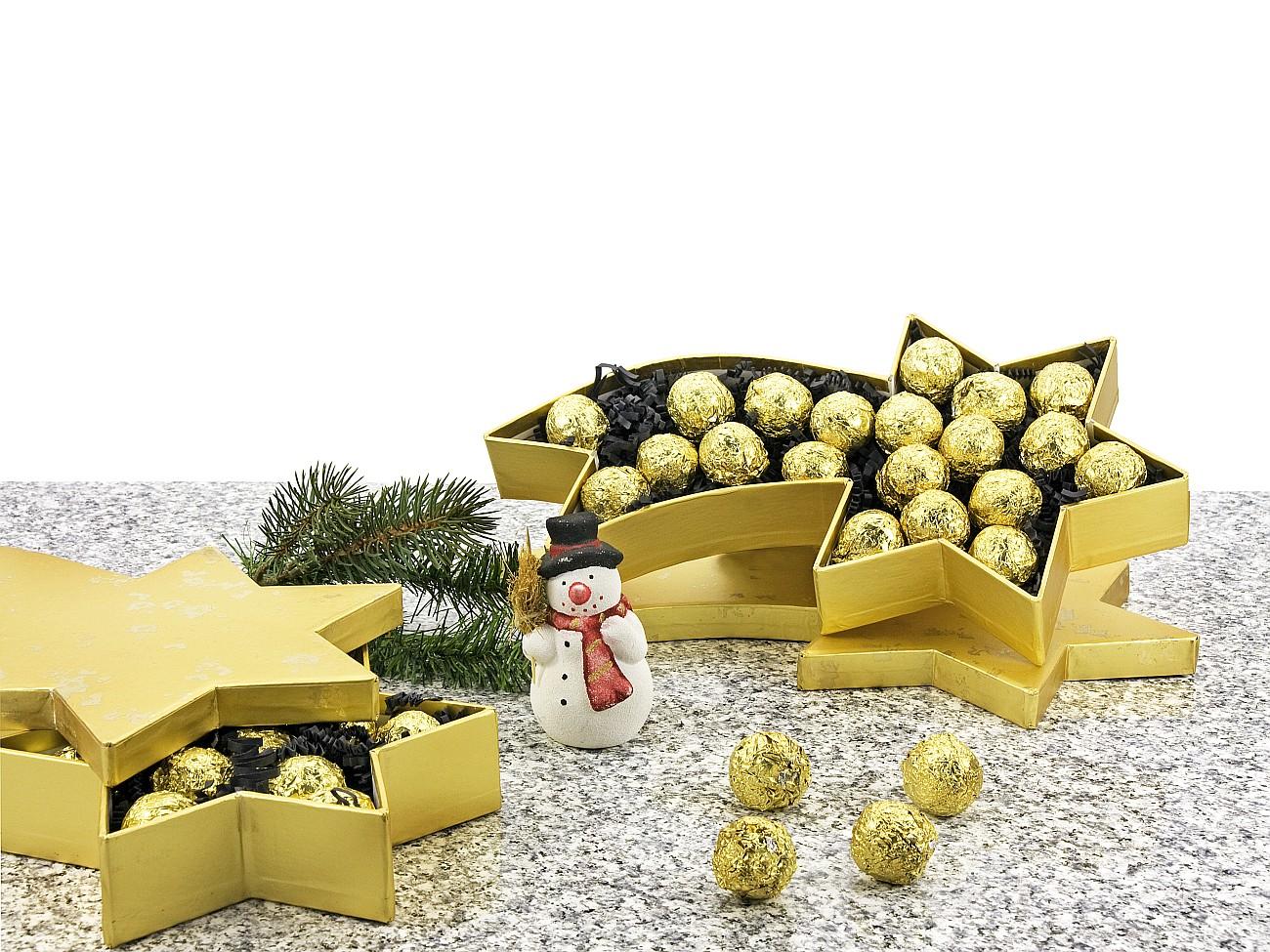 tr ffel komet werbegeschenk zu weihnachten presit. Black Bedroom Furniture Sets. Home Design Ideas