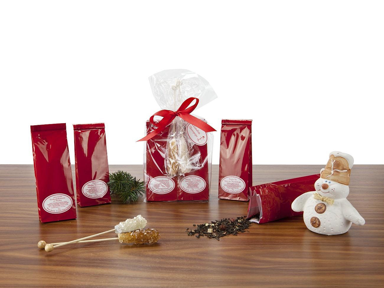 rote teestunde werbegeschenk zu weihnachten presit. Black Bedroom Furniture Sets. Home Design Ideas